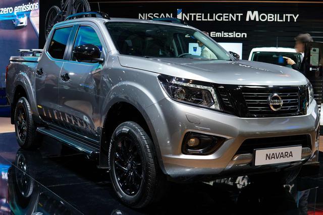 Bestellfahrzeug, konfigurierbar Nissan Navara - Visia Double Cab 2.3 dCi 4WD 160PS/117kW 6G 2020