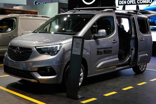 Opel Combo Life - 1.2 Turbo 81kW S/S Edition