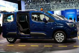 Opel Combo Life      1.5 Diesel 75kW S/S Elegance