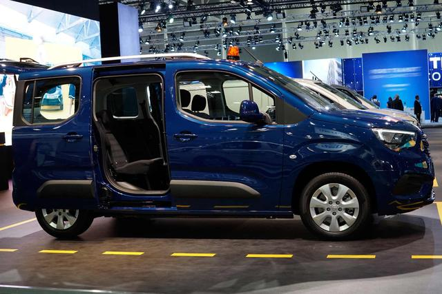 Opel Combo Life - 1.5 Diesel 75kW S/S INNOVATION