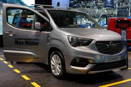 Opel Combo Life      1.2 Turbo 81kW S/S Edition