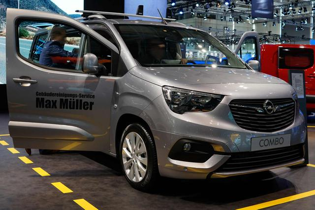 Opel Combo Life - 1.2 Turbo 81kW S/S Edition