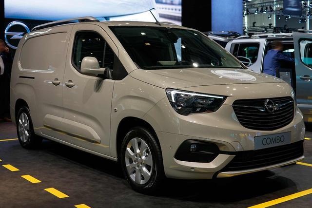 Opel Combo Cargo 1.5 Diesel 56kW Edition