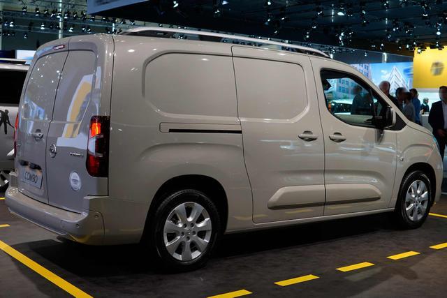 Opel Combo Cargo 1.5 Diesel 75kW Edition XL 2,4t