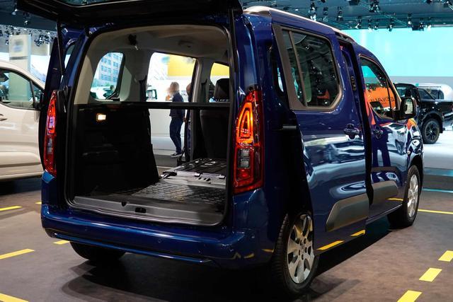 Opel Combo Life 1.5 Diesel 75kW S/S Elegance XL