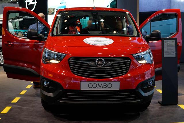 Opel Combo Life XL 1.2 Turbo 96kW Ultimate Auto