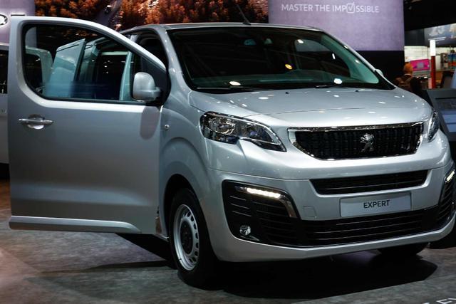 Peugeot Expert - BlueHDi 100 S&S L1