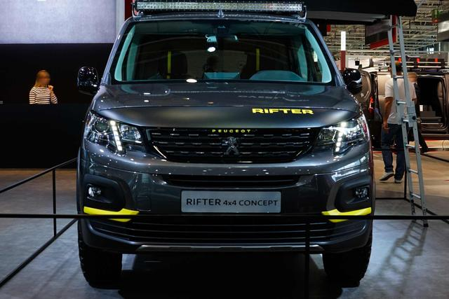 Peugeot Rifter L2 PureTech 110 Active Pack 5-Sitzer