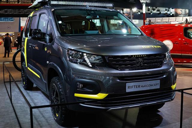 Peugeot Rifter PureTech 110 Active Pack L1