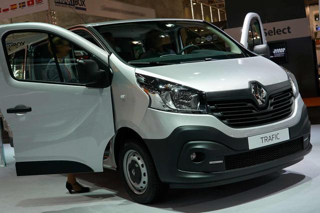 Renault Trafic Kastenwagen - L2H1 1.6 ENERGY dCi 95 Basis