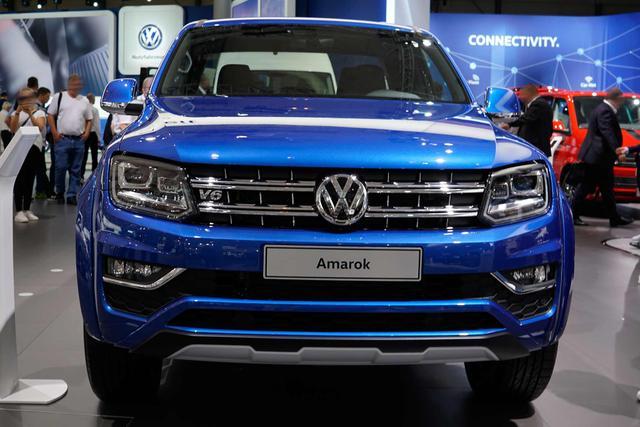 Lagerfahrzeug Volkswagen Amarok - Highline V6 3.0TDi DSG 4x4
