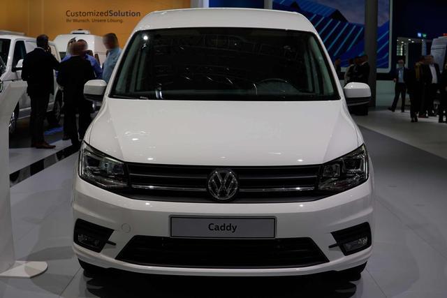Bestellfahrzeug, konfigurierbar Volkswagen Caddy - Maxi Trendline 2,0 TDI SCR, 102 PS, Schaltgetriebe