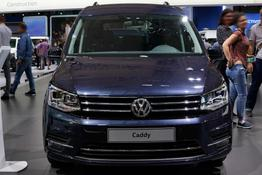 Caddy Maxi - Highline 1.4 TSI 130PS/96kW 6G 2020