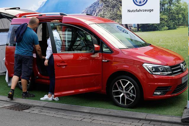 Volkswagen Caddy Maxi Beach 2.0TDi Navi SHZ Stanheizung