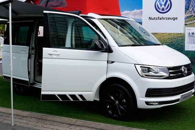 Volkswagen T6 California - Beach VW 150PS 4Motion EURO 6dtemp 0,99% WLTP