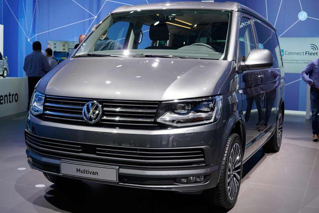 Lagerfahrzeug Volkswagen T6 Multivan - Star Edition Plus 2.0TDi DSG-Getriebe