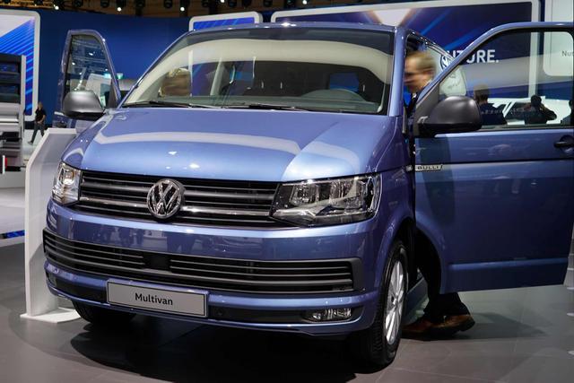 Lagerfahrzeug Volkswagen T6 Multivan - Trendline 2.0TDi