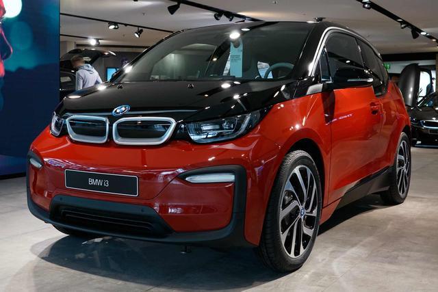 BMW i3 (120 Ah), 125kW