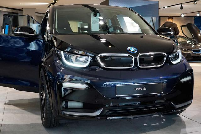 BMW i3 - i3s (120 Ah), 135kW
