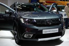Dacia Logan MCV - Stepway 0.9 TCe 90PS 5G 2019
