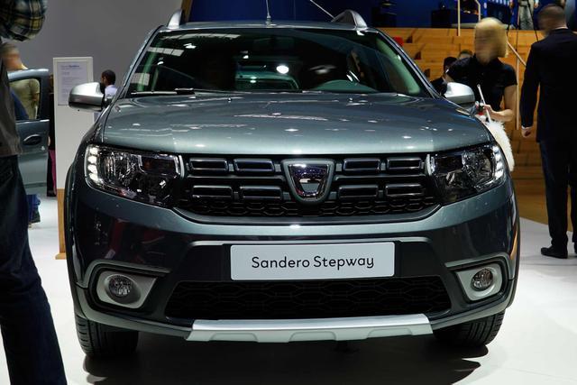 Vorlauffahrzeug Dacia Sandero - Stepway 0.9 TCe 90PS 5G 2019