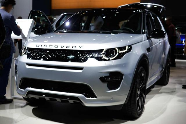 Land Rover Discovery - 2.0 Si4 Landmark Edition
