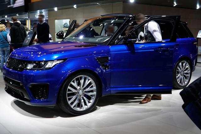 Land Rover Range Rover 5.0 Liter V8 Kompressor Vogue