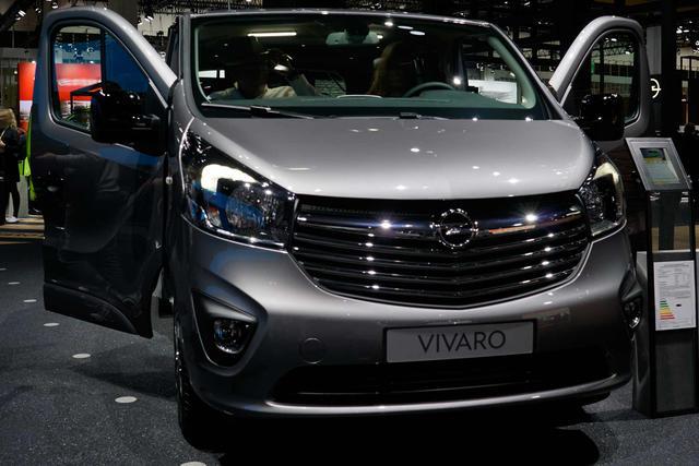 Opel Vivaro Kombi 2,0 Diesel 106kW M