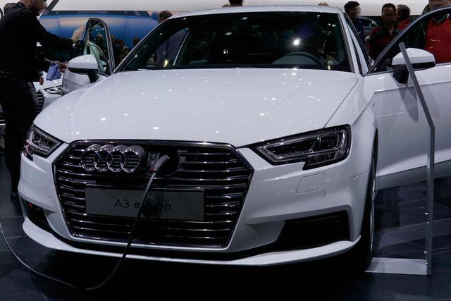 Vorlauffahrzeug Audi A3 - Standard