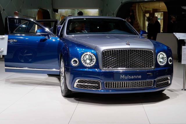 Bentley Mulsanne - 6.8 Automatik