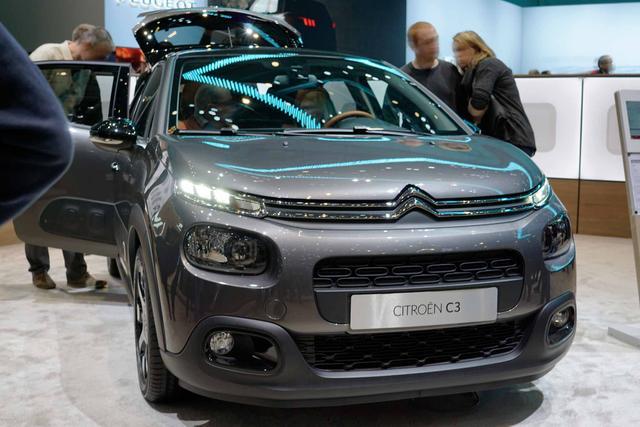 Citroën C3 PureTech 83 Stop&Start C-SERIES