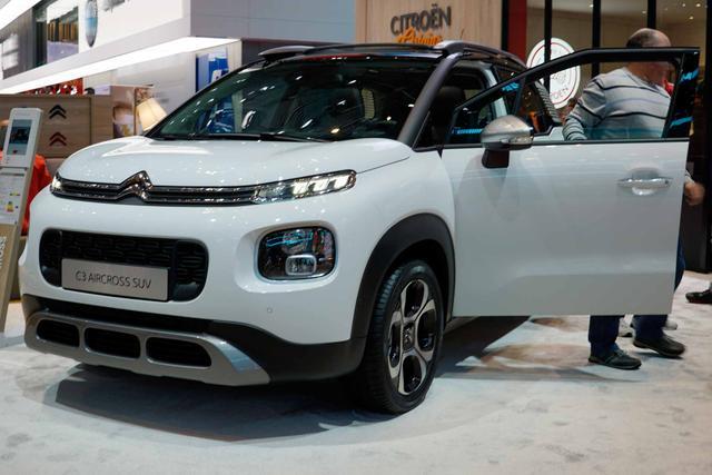 Bestellfahrzeug, konfigurierbar Citroën C3 Aircross - PureTech 110 Stop&Start Live
