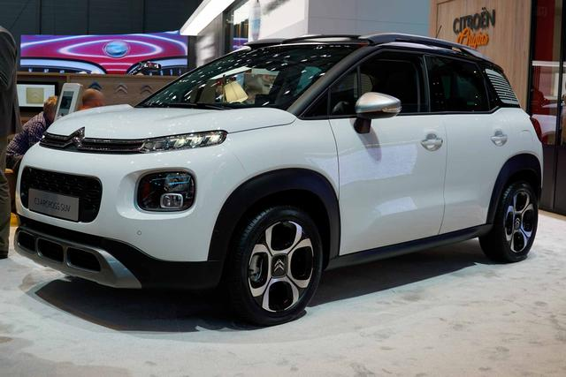 Citroën C3 Aircross BlueHDi 120 Stop&Start C-Series EAT6