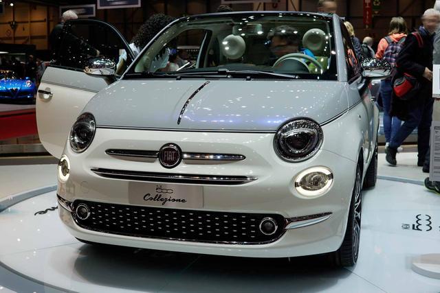 Fiat 500C - 1.2 8V Collezione C S&S