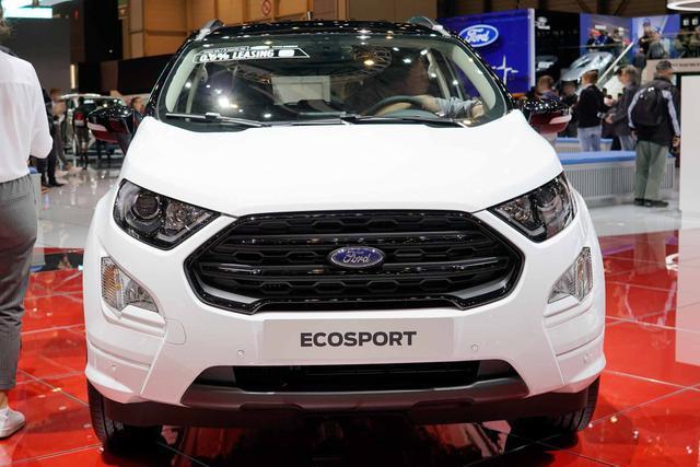 Ford EcoSport - 1,5 EcoBlue 70kW Titanium