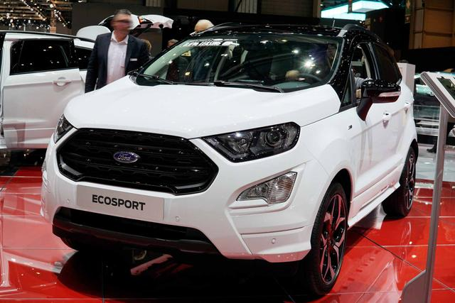 Ford EcoSport - 1,0 EcoBoost 74kW Trend