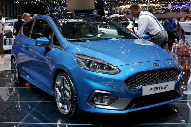 Bestellfahrzeug, konfigurierbar Ford Fiesta - Titanium 1.0l EcoBoost 125 Automatik Klimaaut Spur DAB Temp PDC LED NSW LMF