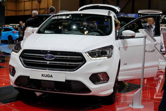 Ford Kuga - 2.0 EcoBlue Hybrid Titanium X