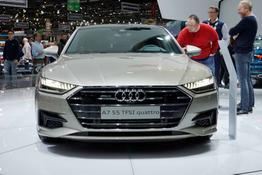 Audi A7, Das Bild ist ein beliebiges Beispiel der frei konfigurierbaren Modellreihe