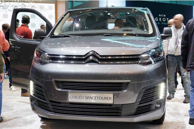 Citroën SpaceTourer 50 kWh L2 Business Auto