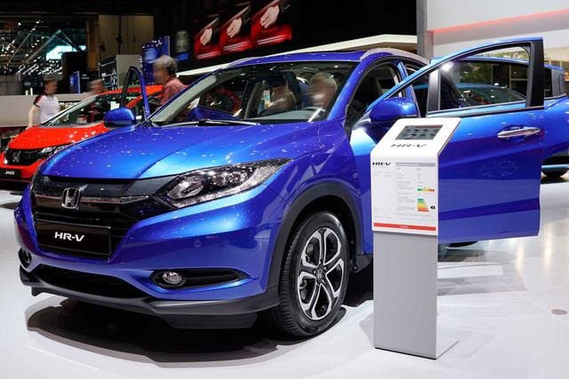 Honda HR-V - 1.5 VTEC TURBO Sport