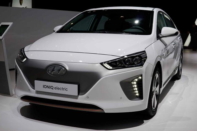 IONIQ - Full Electric Premium Edition