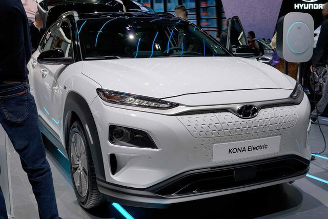 Hyundai Kona 1.6l GDi HYBRID Advantage
