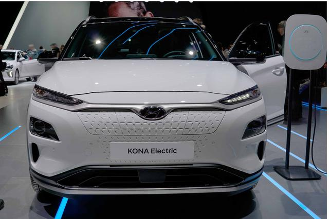 Hyundai Kona 1.0 T-GDI 48V-Hybrid Selection iMT