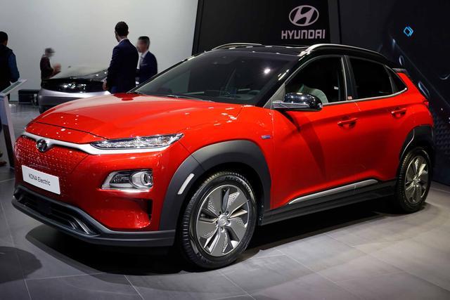 Hyundai Kona ELECTRIC ELEKTRIC