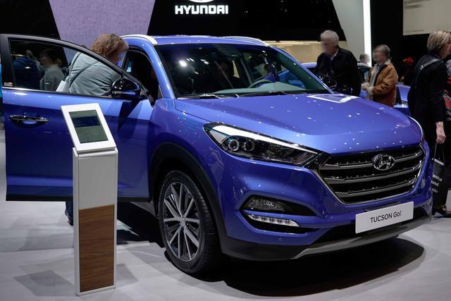Hyundai Tucson 1.6 T-GDI N Line 4WD