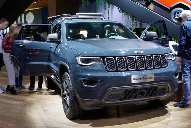 Jeep Grand Cherokee - 3.0l V6 MultiJet 184kW Overland Automatik