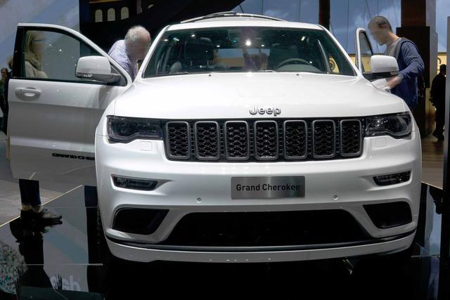 Jeep Grand Cherokee - 6.4l V8 HEMI SRT Automatik