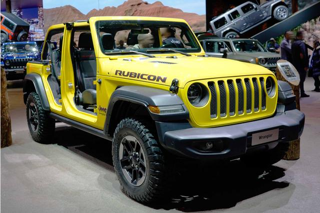 Jeep Wrangler - 2.2l CRDi Unlimited Rubicon Automatik