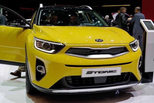 Bestellfahrzeug Stonic - Vision 1.0 T-GDI 100PS 5G 2019